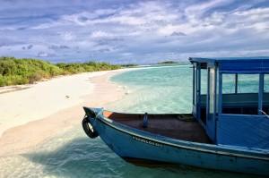 Las paradisiacas playas del Indico. Aquí, en una foto de Socca, las Maldivas.