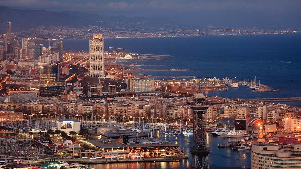 Barcelona primer puerto de cruceros de Europa