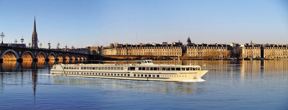 Cruceros por el Garona, un sueño para los amantes del vino.