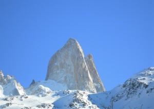 El Monte Fitz Roy en la patagonia argentina. Sobran las palabras. Foto Stefano Parad.