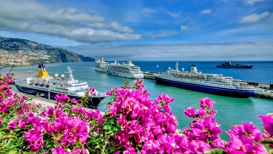Crucero invernal por las Islas Canarias y la isla de Madeira