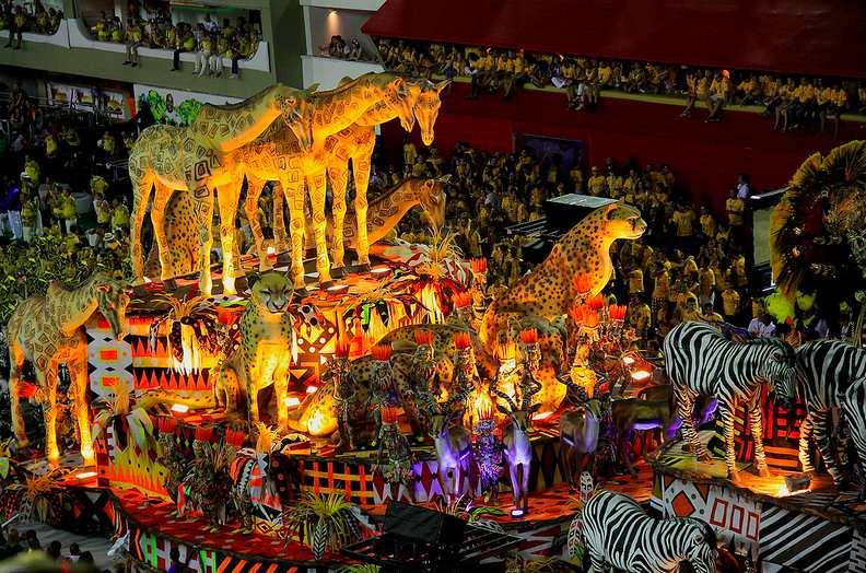 Cruceros para el Carnaval 2012