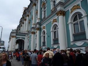 Los cruceros por Rusia, especialmente los que visitan San Petersburgo son cada vez más habituales.