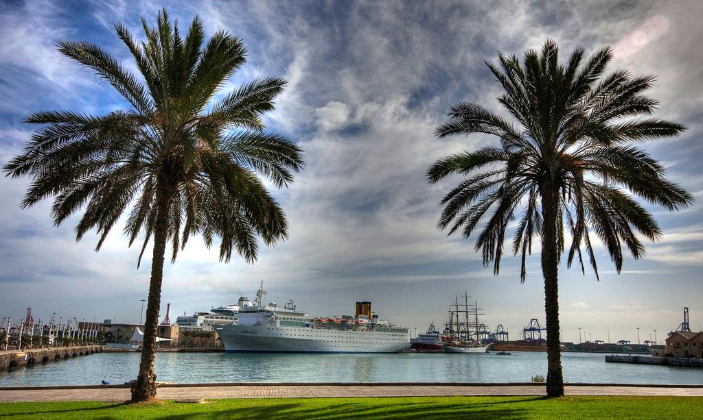 Gran Canaria desarrolla el turismo de cruceros en 2012