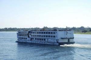 Los cruceros fluviales son más pequeños, mas coquetos y las escalas tienen mayor imprtancia. Ideal en Egipto. Foto de cubamagica.