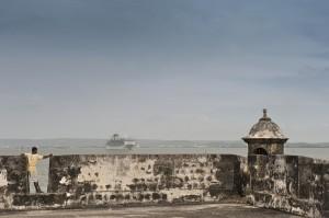 Las fortalezas de Cartagena de Indias vieron fracasar a Drake, ahora acogen a cruceros de todo el mundo. Foto de Colombia Travel.