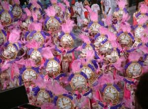 La desmesura del Carnaval de Río está presente en la foto de Virt_. Una fiesta que sólo puede vivirse in situ.