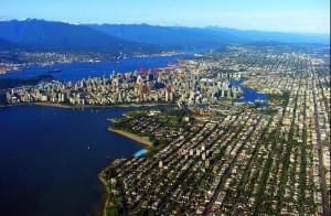 La animada ciudad de Vancouver merece ser conocida. Foto de ecstaticist.