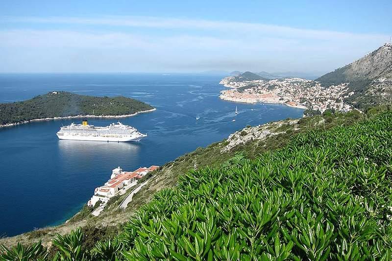 Cruceros por el Adriático