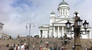 Catedral de Helsinki, en Finlandia.