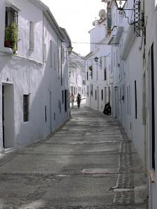 MIjas y sus calles encaladas, una excursión típica de los alrededores de Málaga. Foto de Katia 79.