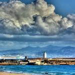 Málaga puerto de cruceros en 2012: destino y escala privilegiada.