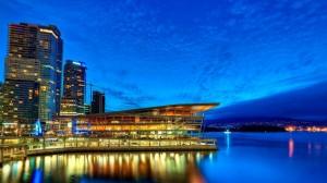 La moderna y bella ciudad canadiense de Canadá, es uno de los principales puertos de salida y llegada de muchos cruceros.