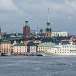 Estocolmo, Cruceros por al mar Báltico