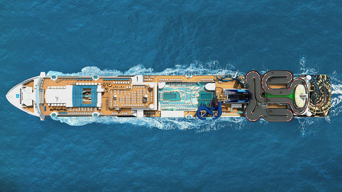 Crucero Norwegian Encore
